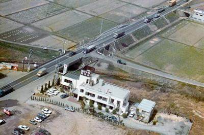 1977年増築工事時