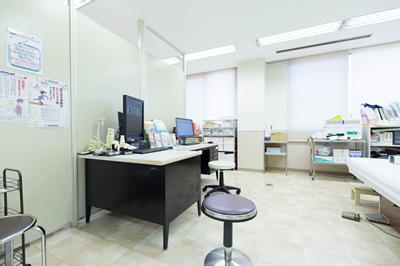 中央診察室
