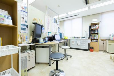 整形外科診察室