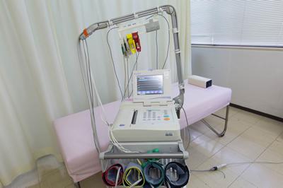 血圧脈派検査